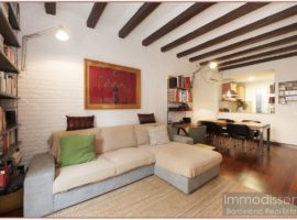 Ref. 3832 Singular apartment for rent fully furnished in Plza. Llibertad.