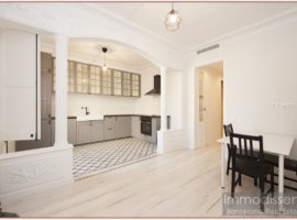 Ref. 1211 Fantastic apartment in Finca Regia in l'Eixample Esquerra.