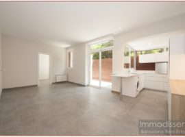 Ref. 3818 Fantastic apartment Exclusive in the residential area of Pedralbes.