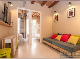 Ref. 1139 Fantastic apartment with TOURIST LICENSE, fully operational next to Paseo de Gracia.