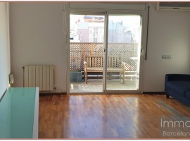Ref. 1133 Fantastic apartment totally exterior in Gran Via / Muntaner.