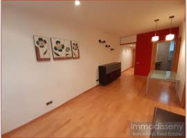 "Ref. 1137 Nice apartment totally exterior in the center of the ""Vila de Gracia""."
