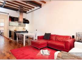 Ref. 3810 Beautiful fully furnished house for rent near the L´lla Diagonal.