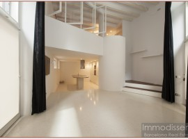 Ref.  1262 Exclusive duplex ground floor apartment next to Casa Fuster.