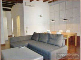 Ref. 3908 Cozy and modern fully furnished apartment in Gràcia.