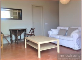 Ref. 3935 Cozy Penthouse with terrace in the Gotic.