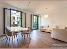 1283- Exceptional apartment in Finca Regia of 1.920 in Muntaner / Valencia